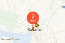 В Казани при помощи Яндекс.Такси можно отправлять небольшие посылки с помощью курьеров