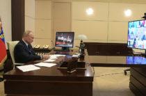 Путин призвал задействовать в борьбе с коронавирусом Минобороны