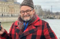 Историк моды Александр Васильев госпитализирован с подозрением на коронавирус