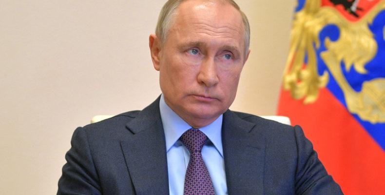 Путин объявил о том, что в июле семьи с детьми до 16 лет получат выплаты по 10 тысяч рублей на ребенка