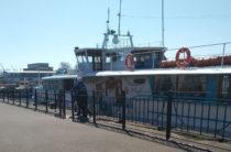Из речного порта Казани запустили ежедневные рейсы до Свияжска