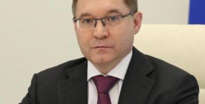 Министр строительства России Владимир Якушев госпитализирован с коронавирусом