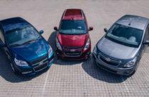 В Россию возвращаются бюджетные автомобили марки Chevrolet