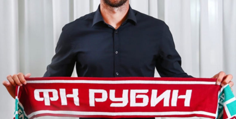 Джордже Деспотович подписал контракт с «Рубином»