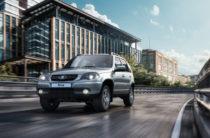 В России стартовали продажи внедорожника Niva под маркой LADA