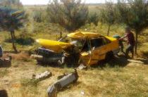 В Узбекистане при столкновении грузовика и «Нексии» погибла 6-летняя девочка