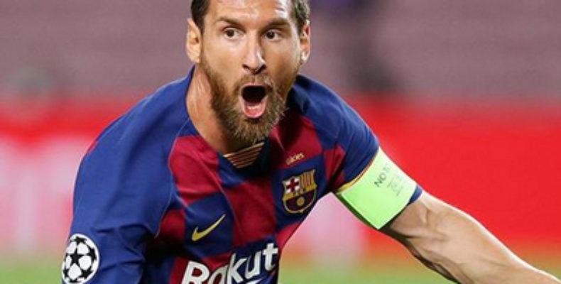Месси остается в Барселоне еще на один сезон