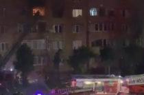 Соцсети: В Нижнекамске в жилом доме произошел взрыв газа
