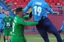 «Рубин» вылетел из Кубка России, Йевтичу сломали нос