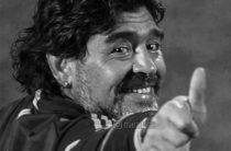 Скончался легендарный футболист Диего Марадона