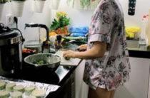 Алина Загитова порадовала поклонников фото на кухне