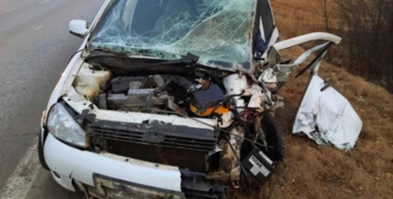 МВД рассказали подробности смертельного ДТП в Агрызском районе Татарстана