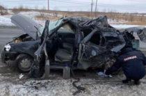 В Самарской области Renault на встрече врезался в фуру, погибли девушка с ребенком