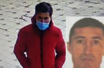 В Ташкенте полиция просит граждан помочь в поиске угонщика. Его личность известна (Фото)