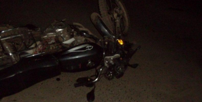 В Йошкар-Оле водитель мопеда серьезно пострадал при столкновении с иномаркой