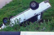 В Башкирии водитель на ВАЗе упал с моста и погиб