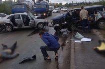 Смертельное ДТП под Казанью по вине пьяного водителя