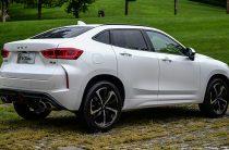 Представлен новый кросс-купе Great Wall, конкурент BMW X4