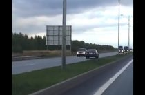 В Казани пьяный водитель долго ехал по стречки и попал в ДТП