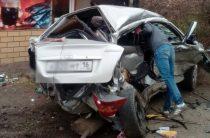 В Усадах пьяный водитель Jeep'а на всем ходу протаранил «Тойоту», есть пострадавшие