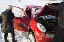 Как татарстанские спасатели МЧС по пути на соревнования женщину спасли