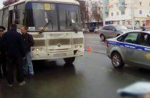 В Уфе пенсионерка погибла под колесами автобуса