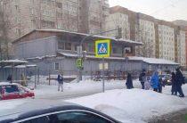 В Казани водитель скрылся после наезда на подростка, но был задержан