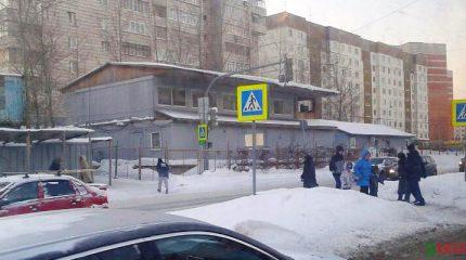 Водитель на иномарке сбил студента на пешеходном переходе в Казани
