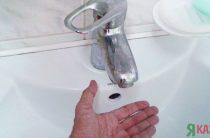 Завтра в поселке Киндери временно отключат воду