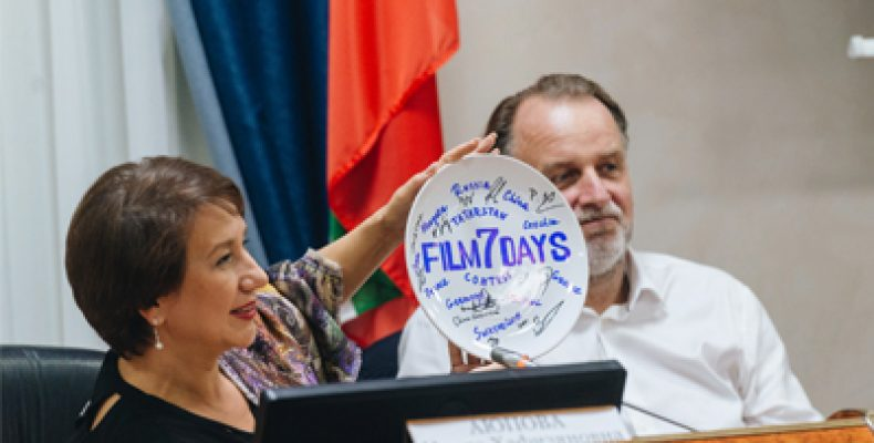 В Казани стартовал международный проект «Кино за 7 дней»