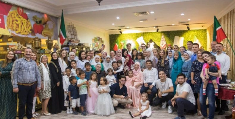 Курбан Байрам: Праздничный вечер татаро-башкирских соотечественников в Объединенныых Арабских Эмиратах