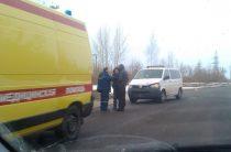 Микроавтобус Volkswagen насмерть сбил 12-летнюю девочку в Ижевске