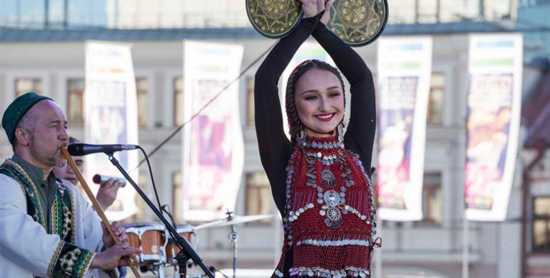 «Науруз». Башкирская страница. «Зулейха открывает глаза».