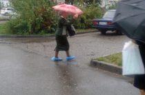 Завтра в Казани прогнозируют дожди и грозы