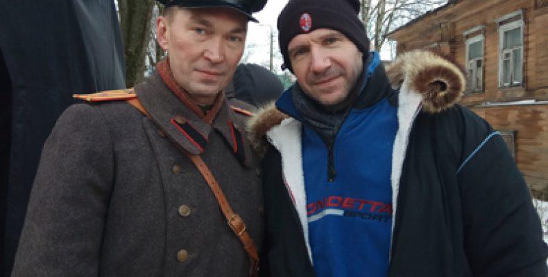 Казанский актёрсыграл отца Нуреева вфильме Рэйфа Файнса