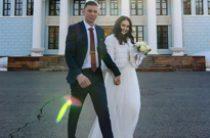 Первая пара зарегистрировала свой брак в выставочном центре «Казанская ярмарка»