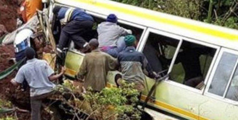 Порядка 30 детей погибли в результате ДТП со школьным автобусом в Танзании