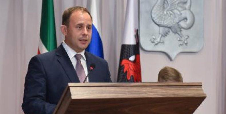 Азат Абзалов стал новым руководителем Управления культуры Казани