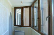 Способы остекления балкона