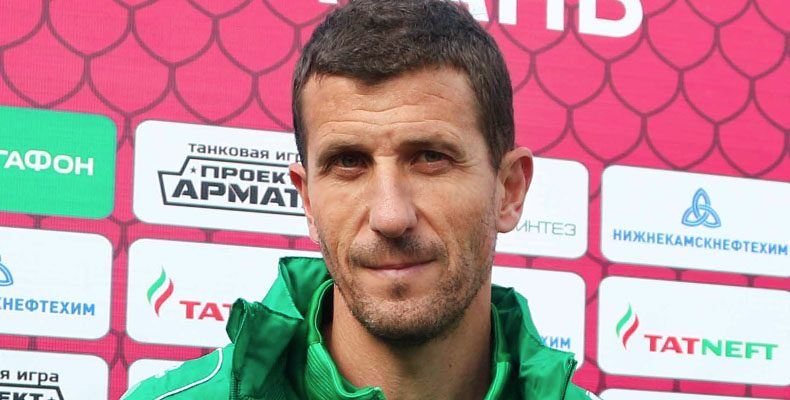 «Рубин»: Грасия официально покинул клуб