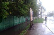 Завтра в Казани ожидается дождь и порывистый ветер