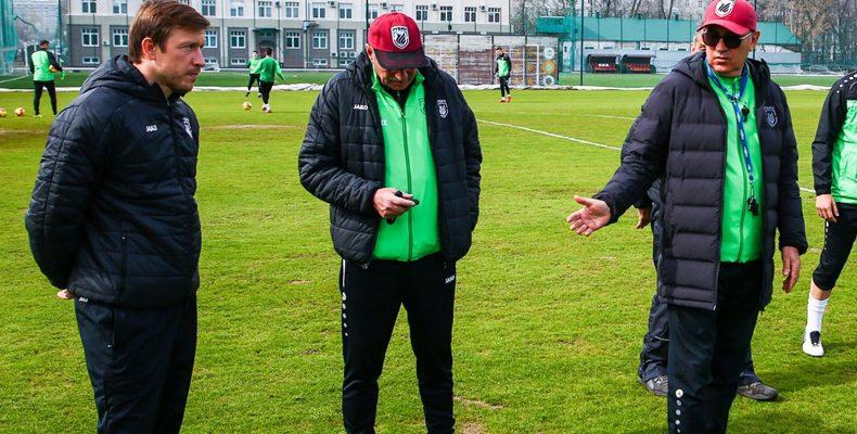 Олег Кузьмин вернулся в «Рубин». Как тренер