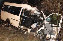 Известны подробности ДТП с пассажирским автобусом в Марий Эл, в котором погибли 15 человек