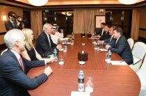 Рустам Минниханов встретился с президентом международной организации WorldSkills International