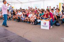 В Набережных Челнах завершилась Летняя молодежная школа Открытие талантов