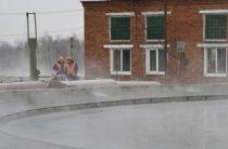 Запах под колпаком. В Казани начали монтаж защитных перекрытий на БОСК