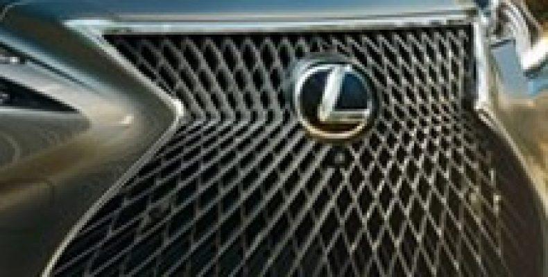 В России 390 автомобилей Lexus LS попали под отзыв