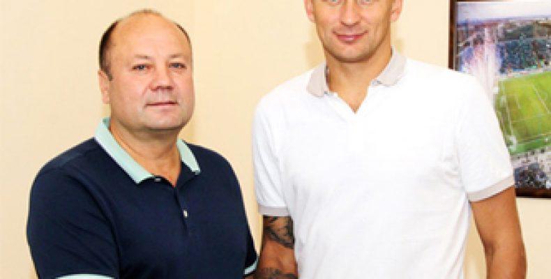 Сергей Рыжиков продолжит карьеру в «Крыльях Советов»