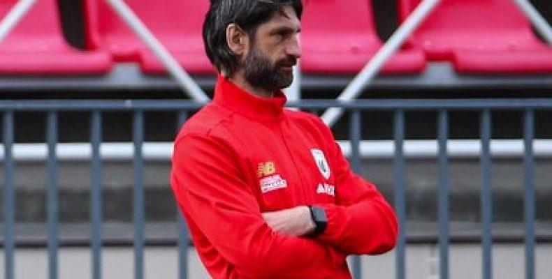 Роман Шаронов будет исполнять обязанности главного тренера «Рубина»