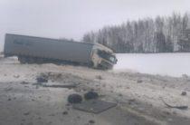 Три человека погибли в ДТП на трассе М7 в Татарстане